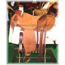 Sella Billy Cook Wade Ranch -Selleria Romani tempo libero - Selleriainternet.it