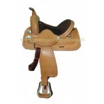 Big Horn Pleasure 14 -Selleria Romani tempo libero - Selleriainternet.it