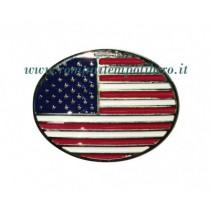 Fibbia USA -Selleria Romani tempo libero - Selleriainternet.it
