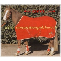 Coperta pile Lamicell Pony -Selleria Romani tempo libero - Selleriainternet.it