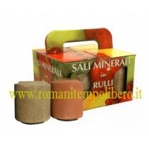 Sale minerale mela-anice Officinalis -Selleria Romani tempo libero - Selleriainternet.it