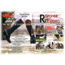 DVD RISPONDE L ESPERTO VOL. I -Selleria Romani tempo libero - Selleriainternet.it