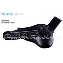 Paranocca Veredus Young Jump -Selleria Romani tempo libero - Selleriainternet.it