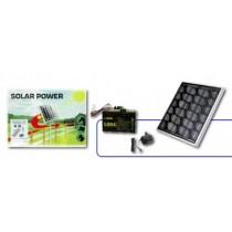 Kit solare per recinti elettrici -Selleria Romani tempo libero - Selleriainternet.it