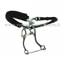 Hackamore con filetto -Selleria Romani tempo libero - Selleriainternet.it