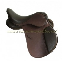 Sella inglese Confort Pony -Selleria Romani tempo libero - Selleriainternet.it