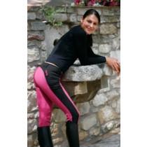 Pantalone Tattini a vita bassa -Selleria Romani tempo libero - Selleriainternet.it