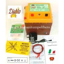 Recinto corrente-batteria Diablo 5000 -Selleria Romani tempo libero - Selleriainternet.it