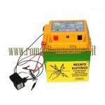 Recinto corrente-batteria Laser